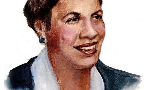 Freda DeKnight was Ebony's first food editor and author of a best-selling African-American cookbook in the 1940s. Her recipes presented a vision of black America that was often invisible in mainstream media.
