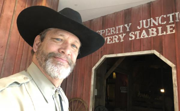 "Tim Tiller, the head of security at the National Cowboy and Western Heritage Museum in Oklahoma City, was tapped last month to take over the museum's social media accounts during the pandemic. He says he was ""brand new"" to social media."