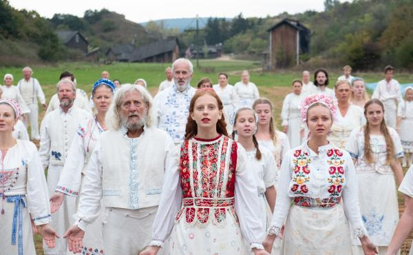 Loss, grief and emotional neglect all play a role in Midsommar — a haunting thriller about an American couple attending a mysterious festival in the Swedish countryside.