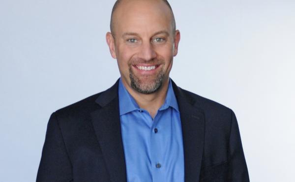 TED speaker Mike Robbins.