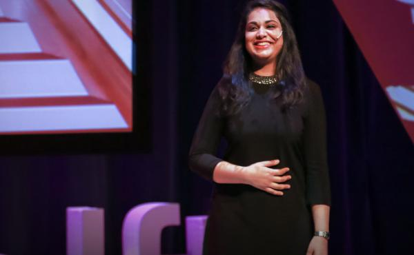 Mileha Soneji speaks at TEDxDelft 2015.