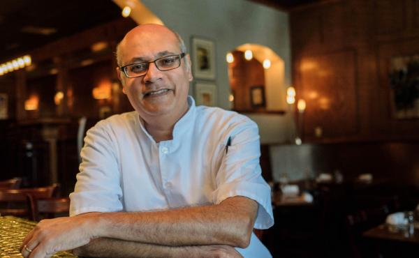Vishwesh Bhatt is the executive chef of Snackbar, a restaurant in Oxford, Miss. And he's winning acclaim as one of the region's best chefs for Indian-inflected Southern fare that reflects a changing South.