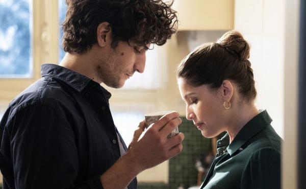 Louis Garrel (right), directs, co-wrote, and stars with Laetitia Casta (left) in this French romantic comedy about a complicated love triangle.
