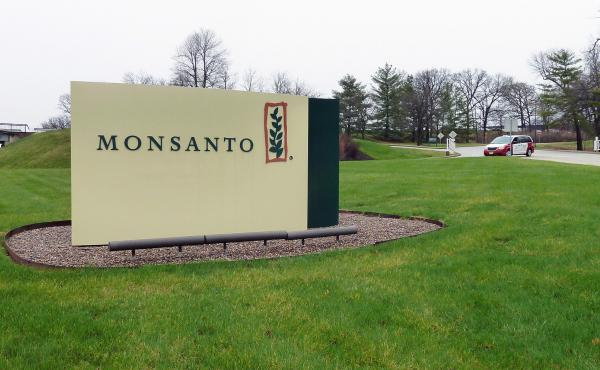 The headquarters of Monsanto, near St. Louis, Mo. Monsanto is the world's largest seed supplier.