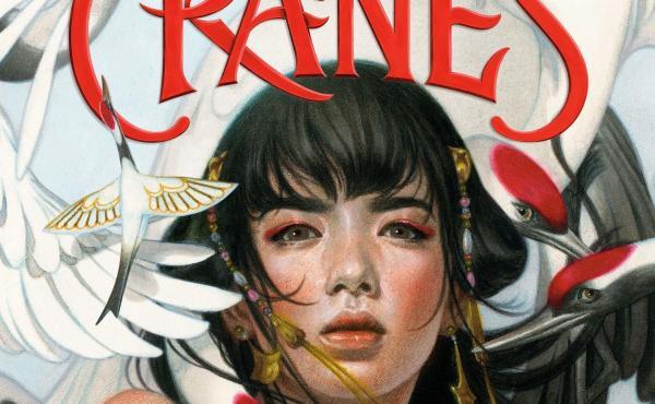Six Crimson Cranes, by Elizabeth Lim