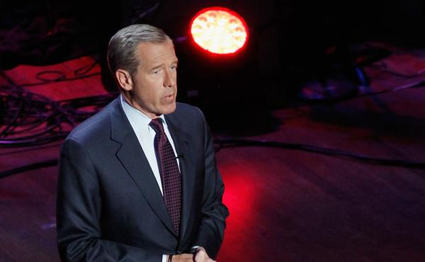 Journalist Brian Williams hosts  The Lincoln Awards: A Concert For Veterans & The Military Family on Jan. 7 at John F. Kennedy Center for the Performing Arts in Washington. Recent reports suggest the suspended NBC anchor may have embellished several of hi