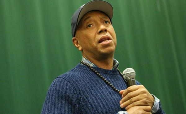 Russell Simmons at a New York City appearance in 2014 to promote his book on meditation.