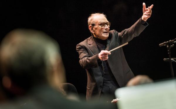 Ennio Morricone's new recording with the Czech National Symphony Orchestra, Morricone 60, is out now.