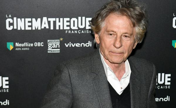 French-Polish director Roman Polanski poses prior to a screening of one of his movies Oct. 30 during a retrospective of his work at the Cinematheque in Paris.