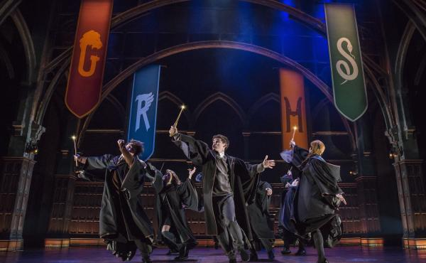 Harry Potter and the Cursed Child is an original play by John Tiffany, Jack Thorne and J.K. Rowling.