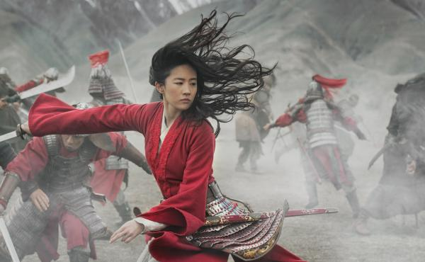 A gifted warrior (Liu Yifei) discovers her true purpose when China comes under attack by nomadic forces in Mulan.