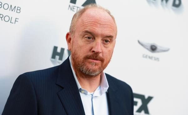 Louis C.K. attends the FX and Vanity Fair Emmy Celebration at Craft in Century City, Calif., on Sept. 16.
