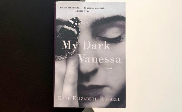 My Dark Vanessa, by Kate Elizabeth Russell