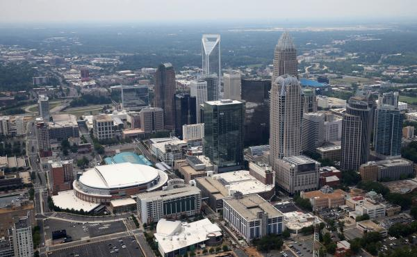 The Charlotte Hornets, who play in the city's Time Warner Cable Arena, will host the 2019 NBA All-Star game.