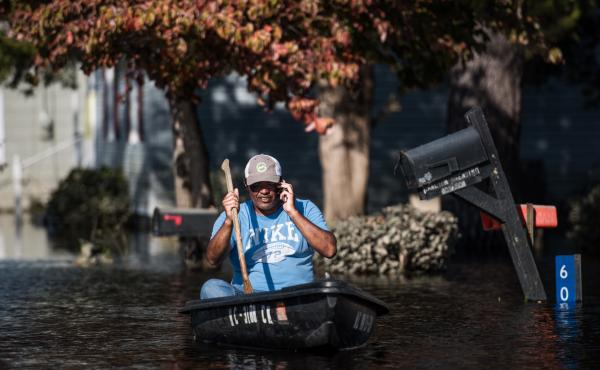 Hurricane Matthew caused widespread flooding in North Carolina and elsewhere after it hit the southeastern U.S. last October. The 2017 season could be similar to 2016, NOAA says.