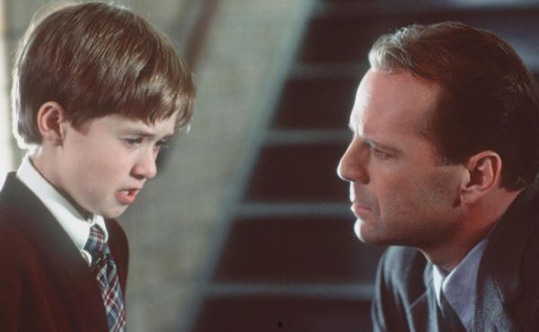 Bruce Willis (right) and Haley Joel Osment starred in The Sixth Sense, where Osment's character had a sixth sense that allowed him to see dead people. It turns out there is a sixth sense, but it's not seeing dead people it's actually body awareness and in