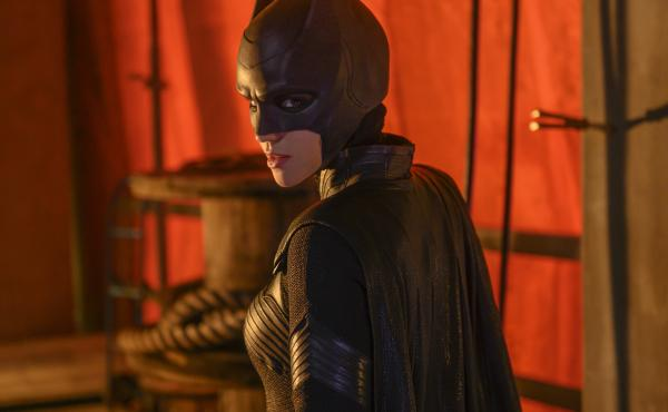 Ruby Rose plays Batwoman in the new TV series.