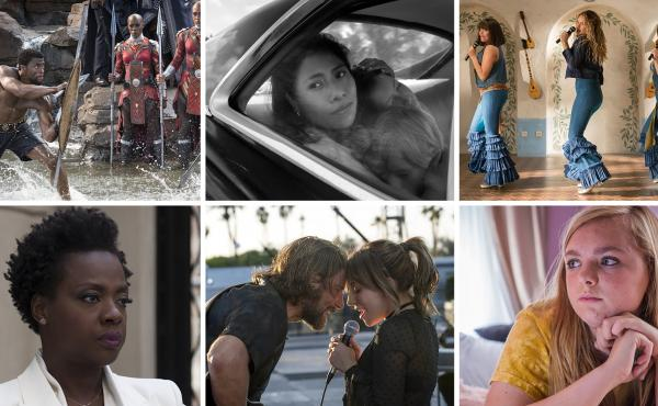 Black Panther, Roma, Mamma Mia! Here We Go Again, Widows, A Star is Born and Eighth Grade all made NPR's favorite-movie list.