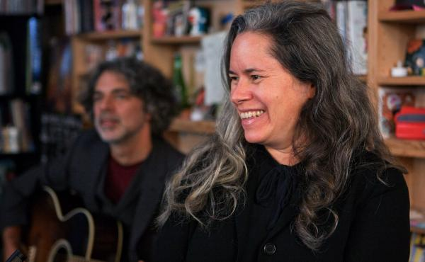 Tiny Desk Concert with Natalie Merchant