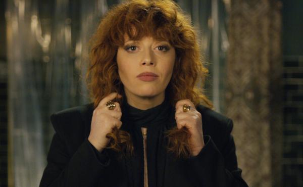 Natasha Lyonne stars in the Netflix series Russian Doll.