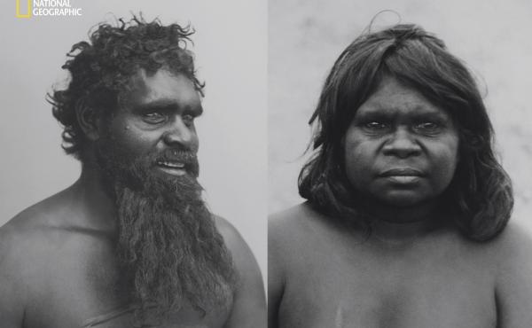 """In a full-issue article on Australia that ran in National Geographic in 1916, aboriginal Australians were called """"savages"""" who """"rank lowest in intelligence of all human beings."""" The magazine examines its history of racist coverage in its April issue."""