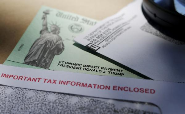 The Government Accountability Office says the IRS did not use death records for the first three batches of coronavirus relief payments — which account for 72% of the nearly $270 billion in payments dispensed so far.
