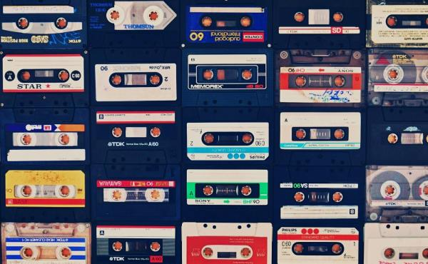 While the days of sharing mixed tapes and audio cassettes may be long gone, exchanging playlists doesn't have to be.