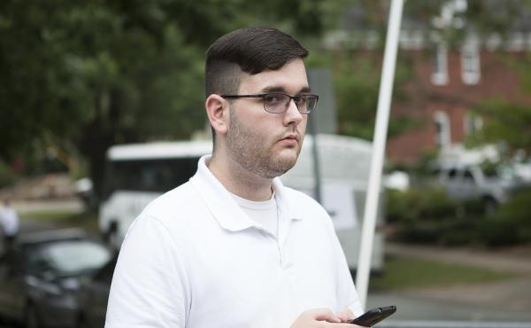 James Fields was sentenced on Friday to life in prison on federal hate crime charges. Fields rammed his car into a crowd of anti-racism protesters in Charlottesville, Va., in 2017, killing 32-year-old Heather Heyer and injuring dozens of others.