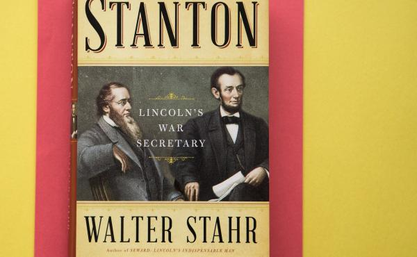 Stanton: Lincoln's War Secretary, by Walter Stahr.