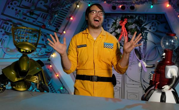 You can expect more Crow and Tom Servo, as well new faces like Jonah Ray, in the new Mystery Science Theater 3000.