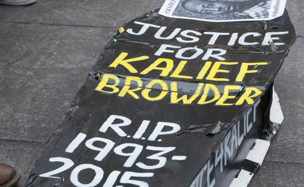New York City officials on Thursday announced a $3.3 million settlement with the family of Kalief Browder, who died by suicide after spending nearly three years in Rikers Island, most of it in solitary confinement.