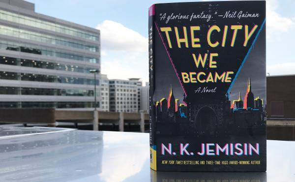 The City We Became, by N.K. Jemisin