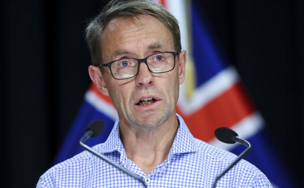 """""""This is a reminder to all of us that the pandemic continues and that this is a tricky virus,"""" New Zealand's director-general of health, Ashley Bloomfield, said Sunday."""