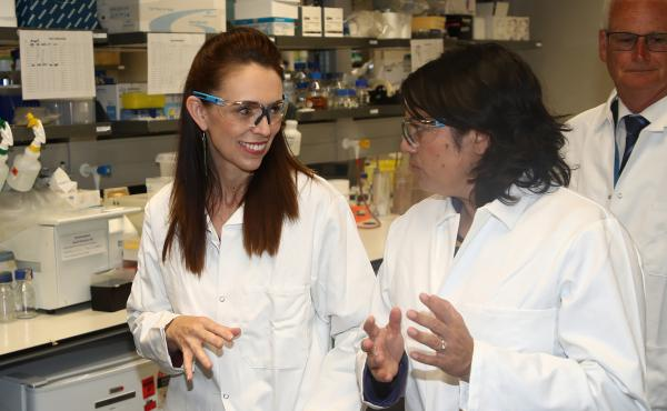 New Zealand Prime Minister Jacinda Ardern announced Thursday that the government will purchase two new COVID-19 vaccines from pharmaceutical companies AstraZeneca and Novavax. The advance purchase gives every New Zealander the ability to be able to be vac