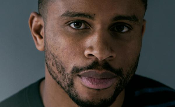 Actor Nnamdi Asomugha.