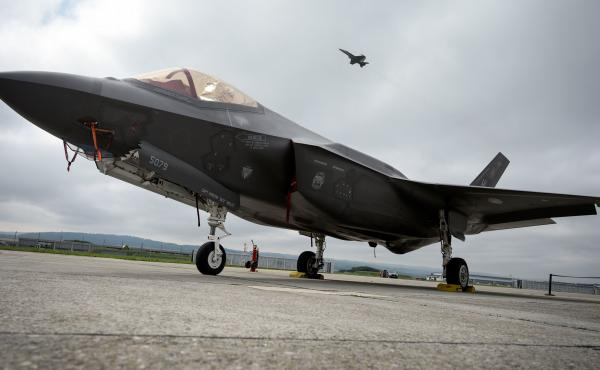 The White House says the U.S. won't allow Turkey to buy the new Lockheed Martin F-35 Lightning II fighter jet, after Turkey defied its NATO allies by acquiring a sophisticated Russian missile defense system.