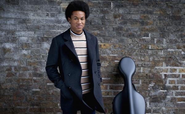 Cellist Sheku Kanneh-Mason performed at the wedding of Prince Harry and Meghan Markle at St. George's Chapel, Windsor Castle on May 19.