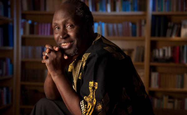 Kenyan author Ngugi wa Thiong'o, a professor at the University of California, Irvine who is often tipped for the Nobel Prize in Literature, has issued a new collection of short stories.