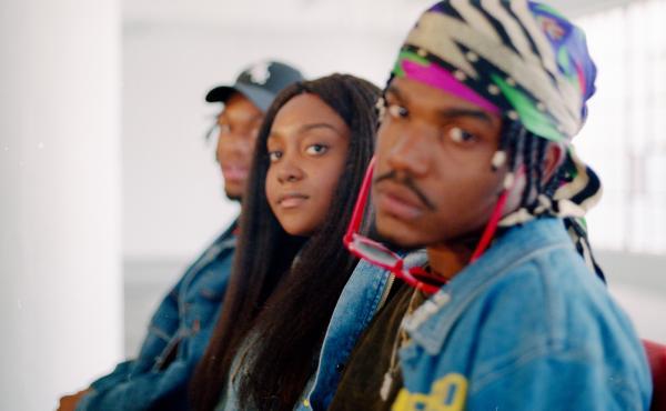 Saba, Noname and Smino as Ghetto Sage.