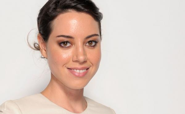 Actress Aubrey Plaza poses for a portrait during the 2011 NCLR ALMA Awards in Santa Monica, Calif.