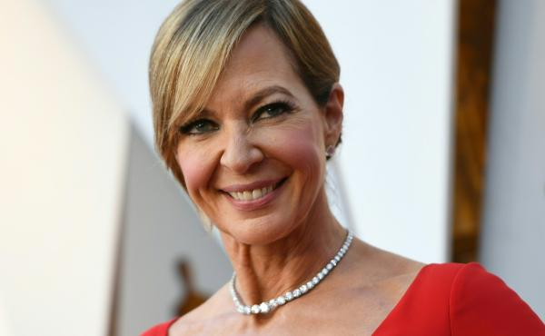 Allison Janney arrives for the 90th Annual Academy Awards on March 4, 2018, in Hollywood, Calif.