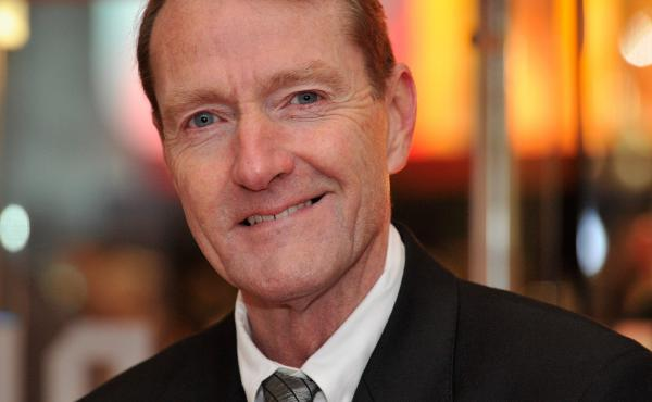 Lee Child attends the World Premiere of Jack Reacher at Odeon Leicester Square in London on Dec. 10, 2012.