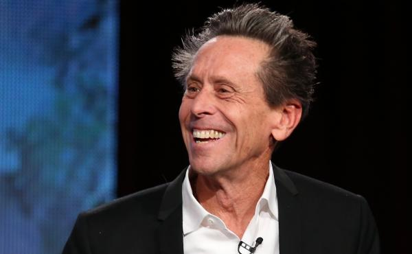 Brian Grazer speaks at the Winter Television Critics Association tour in Pasadena, Calif., in January 2014.