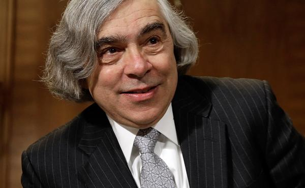 Dr. Ernest Moniz, shown here in April 2013, is the U.S. Secretary of Energy.