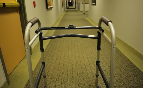 Hundreds of nursing home residents have been transferred as a result of their facilities treating COVID-19 patients only.