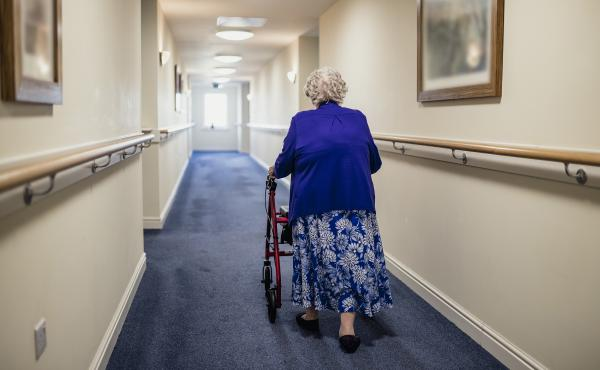 Some nursing homes and long-term care facilities say they're struggling to fill shifts as certified nursing assistants opt for unemployment benefits during the pandemic.