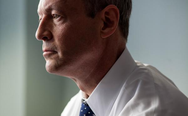 Former Maryland Gov. Martin O'Malley, a Democrat who is considering a 2016 presidential campaign, is interviewed by NPR's Steve Inskeep.