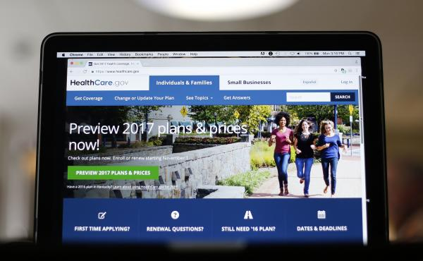Senate Republicans began the process Tuesday of shutting down the Affordable Care Act, one of the key features of the Obama presidency.
