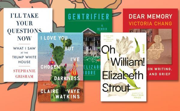 Some books hitting shelves in October.