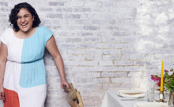 Samin Nosrat travels to different countries to learn how salt, acid, fat and heat affect food on her four-part Netflix series.